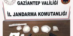 Uyuşturucu ve silah çetesine operasyon