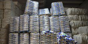 120 ton sahte deterjan ele geçirildi