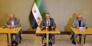 Suriyeli muhalif oluşumdan açıklama
