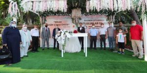 Şahinbey'de kır nikahları başladı