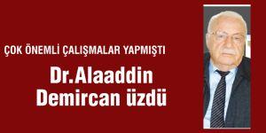 Alaeddin Demircan üzdü