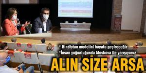 ALIN SİZE ARSA