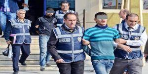 Gasp zanlısı Suriyeliler gözaltında