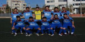 İstiklalsskspor ilk yarıda bitirdi 3 - 0