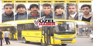 Otobüsler yenilendi şoförler hala aynı kafa