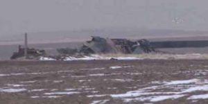 Helikopter kazası: 4 Şehit