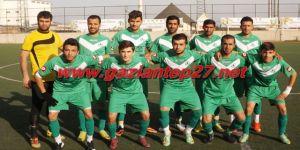 ARABANSPOR'A TEK YETTİ 1 - 0