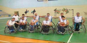 Büyükşehir Tekerlekli Sandalye Takımı fark attı