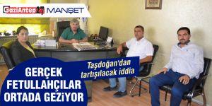 Taşdoğan'dan tartışılacak iddia: Gerçek Fetullahçılar ortada geziyor