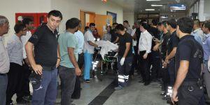 Fabrikada silahlar konuştu: 1 ölü 2 yaralı