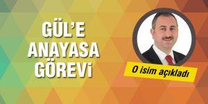 Gül'e Anayasa görevi