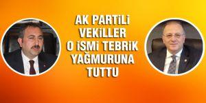 AK Partili vekiller, Kılıçdaroğlu'nu tebrik etti