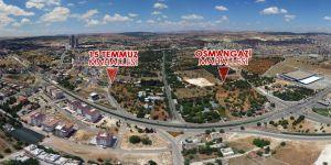 15 Temmuz Şehitkamil'de yaşayacak