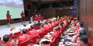 Süper Lig kulüplerine değişen oyun kuralları aktarıldı
