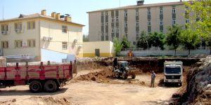 Araban Devlet Hastanesi inşaatına başlandı