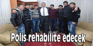 Polis rehabilite edecek