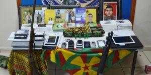 Emniyet'ten PKK'ya sert darbe