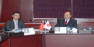 Japonya ile işbirliği iyi yolda