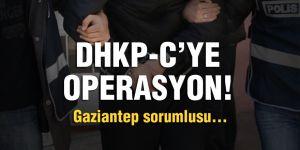 DHKP-C'ye flaş operasyon! Gaziantep sorumlusu gözaltına alındı