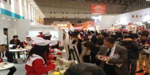 Türk gıda ürünleri Japon sofrasına girdi