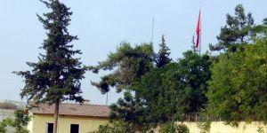 IŞİD bayrağını indirdiler