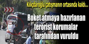 Artvin'de Kılıçdaroğlu'nun konvoyuna ateş açıldı