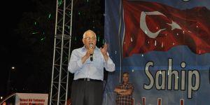 Gaziantep mitingi Yenikapı'nın devamı
