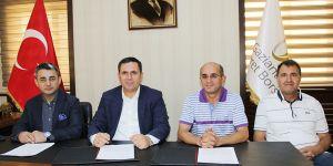 GTB, Mardin lisanslı depoculukla sözleşme imzala
