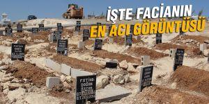 Bombalı saldırı faciasının boyutu mezarlıkta ortaya çıktı