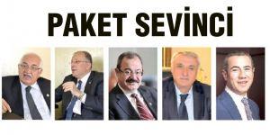 PAKET SEVİNCİ