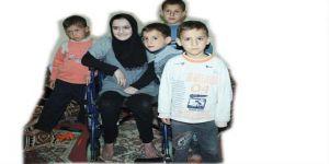 Engelli çocuğu anlamlı yardım