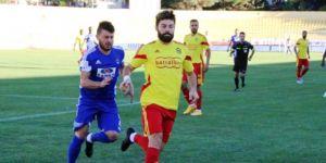 B.Gaziantepspor ilk mağlubiyetini aldı