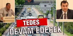 TEDES DEVAM EDECEK