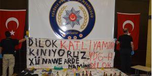Saldırı hazırlığındaki PKK'lı tutuklandı