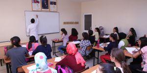 Şehitkamil'de eğitimler ücretsiz