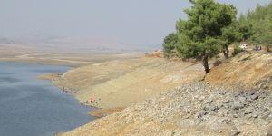 Baraj'da tehlike sinyali