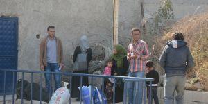 5 bin Suriyeli dönüş yaptı