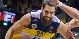 Sırp pivot Aleksandrov Gaziantep Basketbol'da