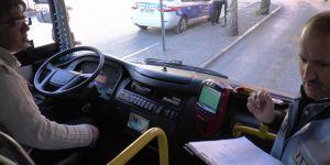 Otobüslere kılık kıyafet denetimi