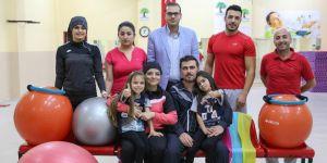 Şehitkamil'de aile boyu spor