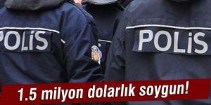 Suriyeli iş adamını polis üniforması ile dolandırdılar