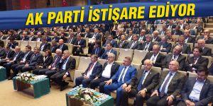 AK Parti istişare ediyor