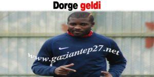 Dorge geldi