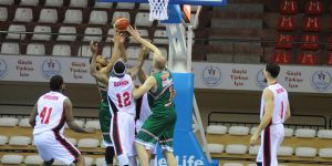 Gaziantep Basketbol Banvit'i devirdi