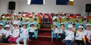Çocuklara 'tasarruf' dersi
