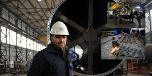 Ağır makine sanayinde Gaziantep imzası