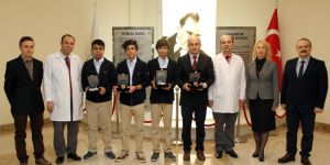 Sanko'da dört ödül gururu