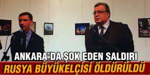 ANKARADA ŞOK EDEN SALDRI