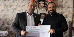 Suriyeli iş adamlarından TL'ye destek