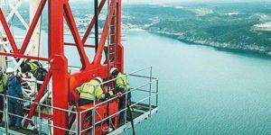 Türkiye 73 bin yabancıya iş kapısı oldu